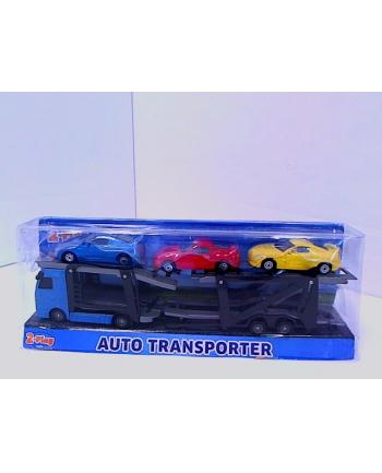 Autotransporter z 3 autami 541756