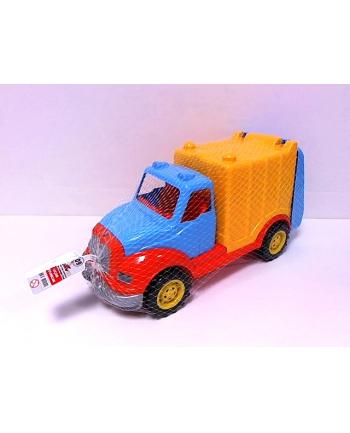 Auto śmieciarka 48 cm w siatce 09 09094