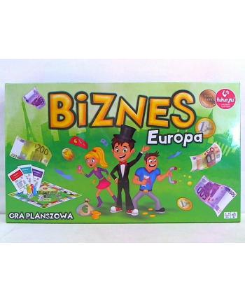 Biznes Europa gra planszowa 63179