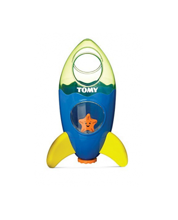 TOMY rakieta-fontanna zabawa w wodzie E72357