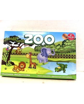 Zoo - układanka magnetyczna 60123