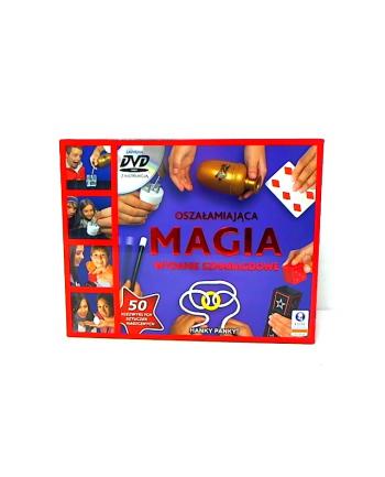 MAGIA 50 niezwykłych sztuczek magicznych 54064