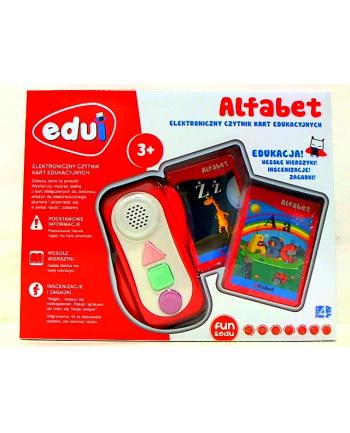 Karty edukacyjne - alfabet XE14150