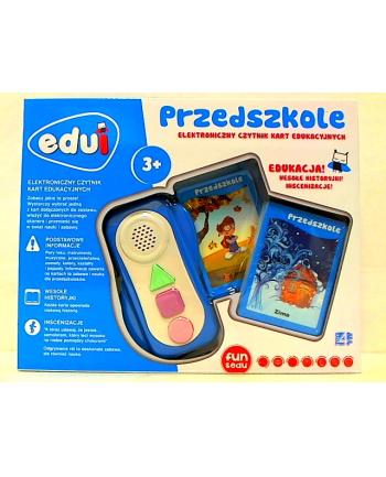 Karty edukacyjne - przedszkole XE14152
