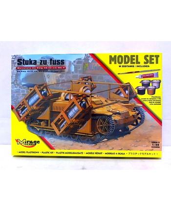 Mirage zestaw do sklejania Stuka zu Fuss MS0057