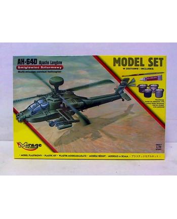 Mirage zest do sklejania helikopter Apache MS0062