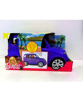 Barbie fioletowy SUV DVX58 /1