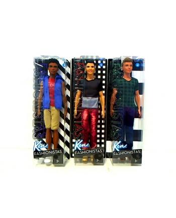 Barbie Ken stylowy DWK44 /4