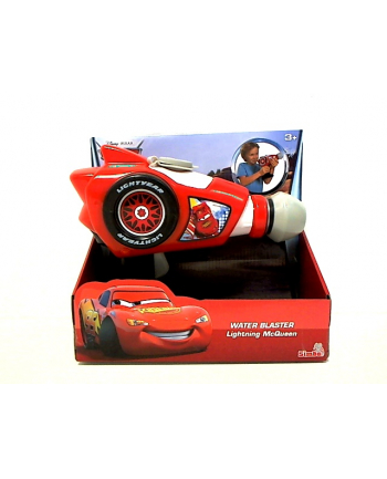 Cars McQueen pistolet na wodę 705-2033