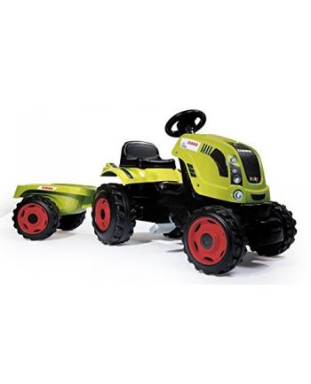 SMOBY traktor XL CLASS + przyczepa 710114
