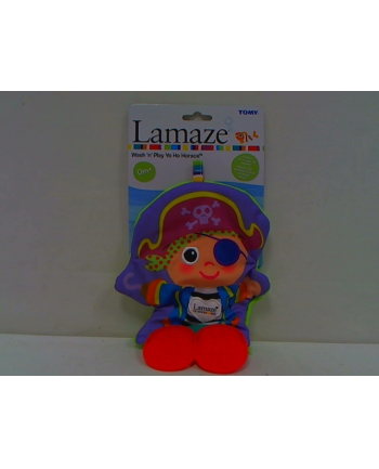 TOMY Lamaze myjka pirat Horacy LC27506