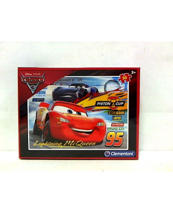 CLE puzzle 30 Cars 3 08513