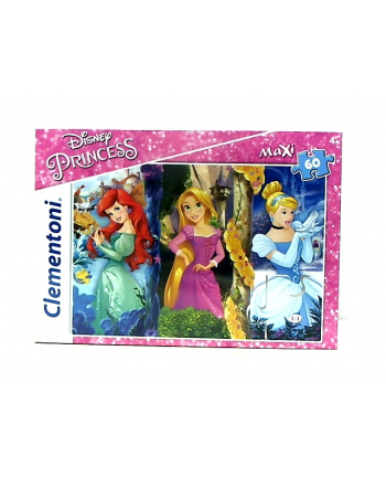 CLE puzzle 60 maxi Princess 26416