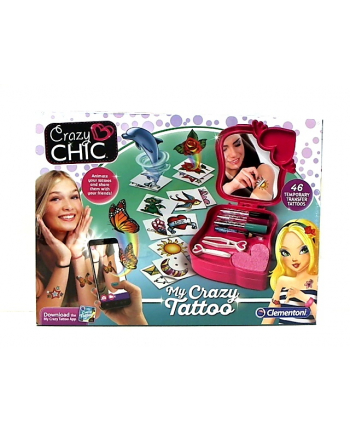 CLE Crazy Chic tatuaże 78252