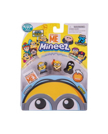 Formatex Mineez  Minionki 3-pak GRU58202