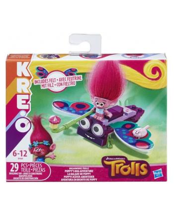 TRS TROLLS KREO przygody Poppy B9989 /8