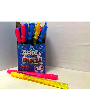 Miecz z bańkami 24szt/box 62872