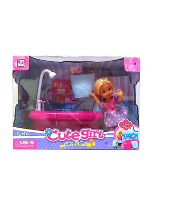 Lalka z wanienką 69253