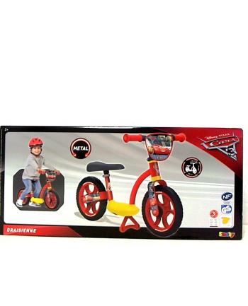 SMOBY rowerek biegowy Cars 770117