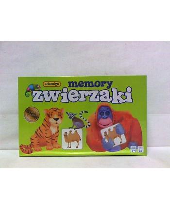 Gra memory mini - zwierzaki 07189
