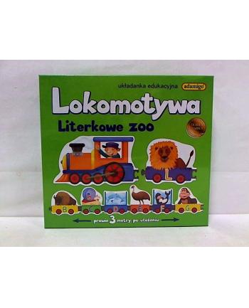 Lokomotywa - literkowe ZOO 07219