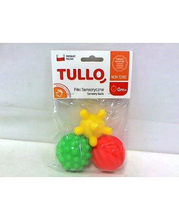 Piłki sensoryczne 3szt. 450