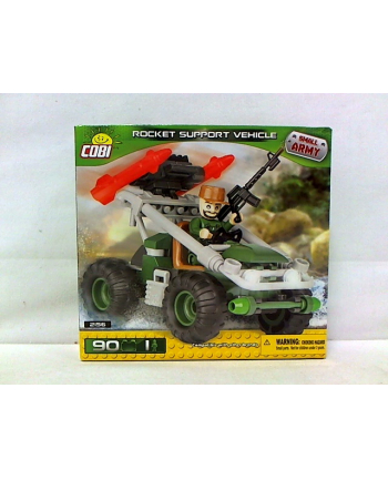 COBI SMALL ARMY Rocket Support Vehicle 90kl 2156