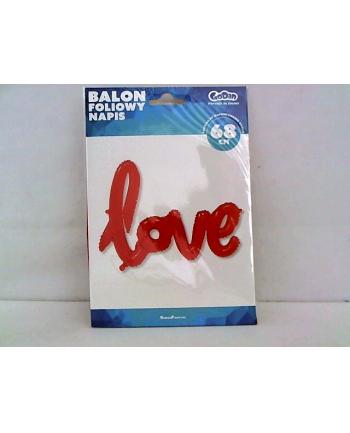 Balon foliowy LOVE 68cm FG-K68NLO