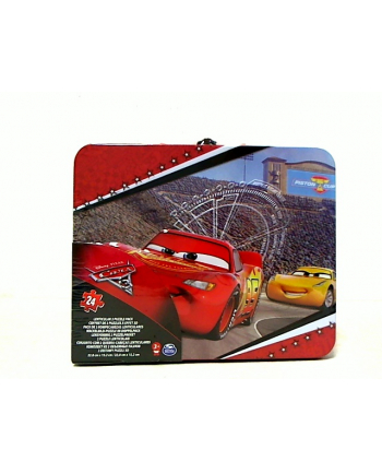 SPIN Cars3 puzzle 3D w puszce 98424 6035603