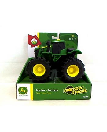 TOMY John Deere traktor Monster św/dźw 46656