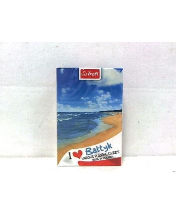 Karty - Kocham Polskę Bałtyk Plaża 83620