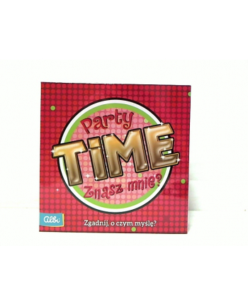 Party Time Znasz mnie PAU 31747