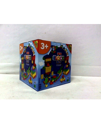 Klocki KL-102el. w pudełku 02179