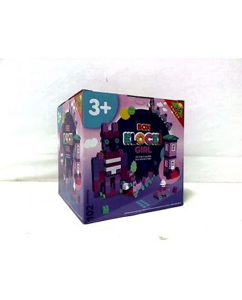Klocki Kl-102el. D w pudełku 02186