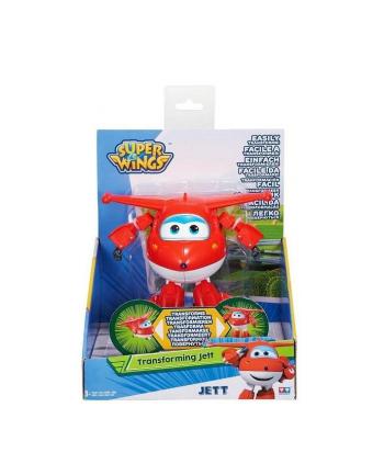 COBI Super Wings figurka sam. - robot Jett 710210
