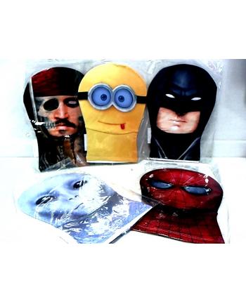 Maska Twoja druga twarz mix wzorów FF-MTDT