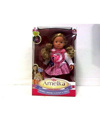 Lalka Amelka-torebka i pasemko świec.w nocy 77953