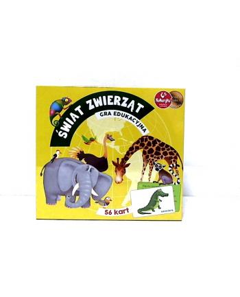Świat zwierząt - gra edukacyjna 63391