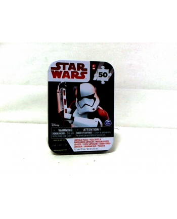 SPIN puzzle Star Wars puszka 98425 6038409