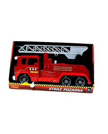 Straż pożarna z bateriami TAC389