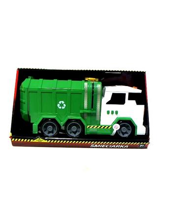 Śmieciarka na baterie TAC388