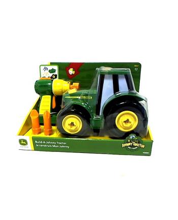 TOMY John Deere Zbuduj traktor Johnny 46655