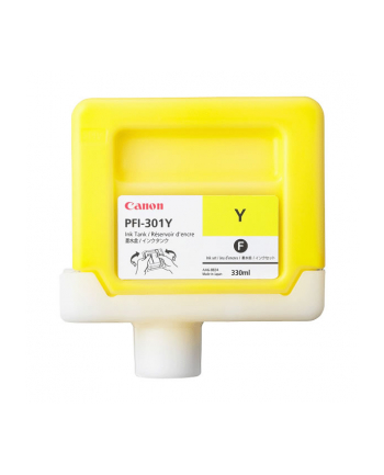 Tusz Canon PFI301Y yellow pigment | iPF-8000/9000