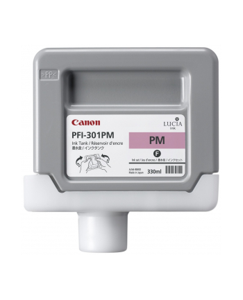 Tusz Canon PFI301PM photo magenta pigment | iPF-8000/9000