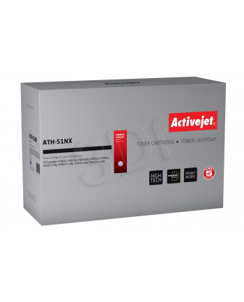 ActiveJet AT-51NX toner laserowy do drukarki HP (zamiennik Q7551X)