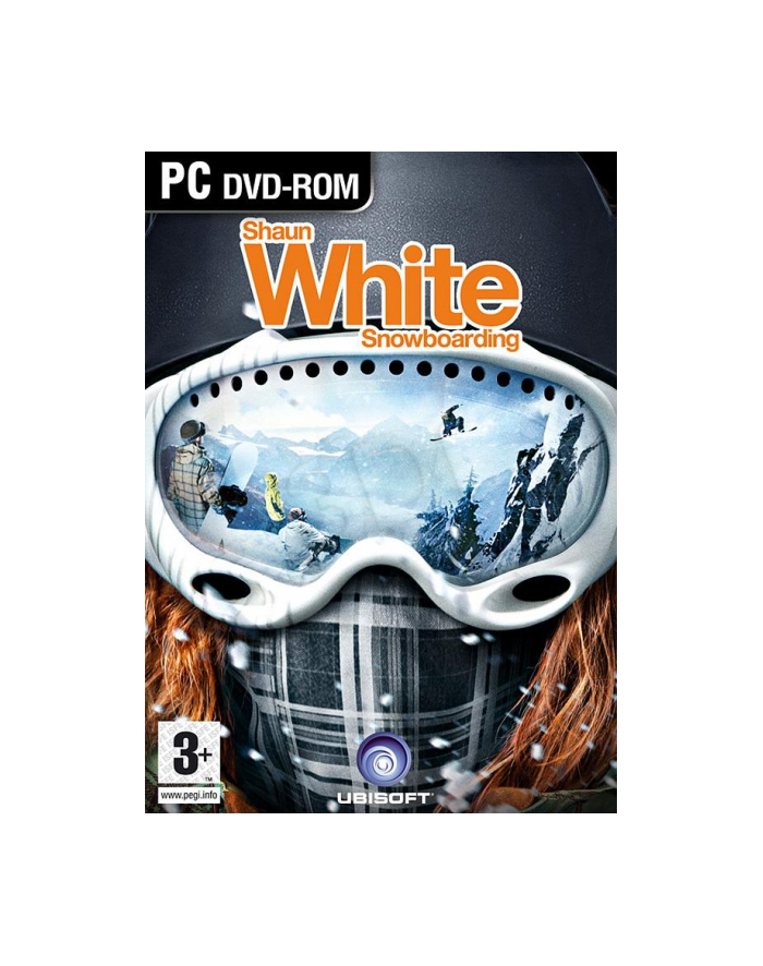 Gra PC Shaun White Snowboarding główny