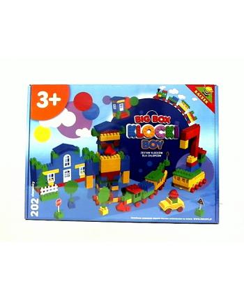 Klocki Kl-202el. w pudełku 02193