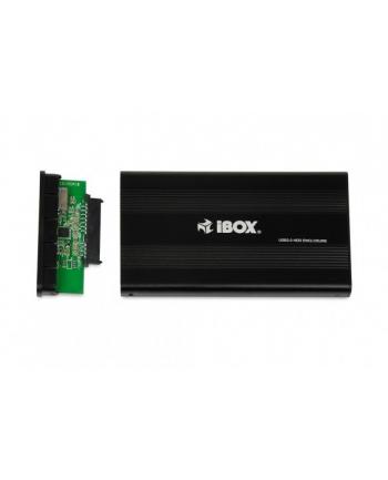 Obudowa HD-02 USB 3.0 czarna metalowa