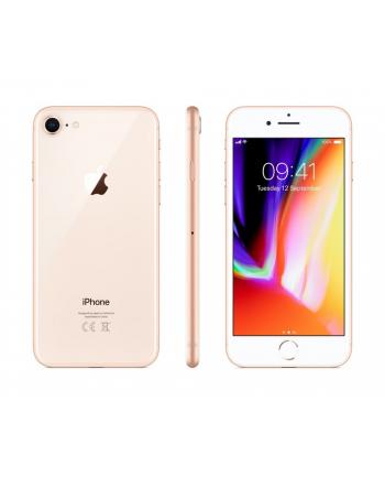 Smartfon Apple iPhone 8 ( 4 7  ; 1334x750 ; 64GB ; 2GB ; złoty ; LTE )