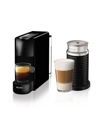 Krups Nespresso Essenza Mini & Aeroccino3 - black